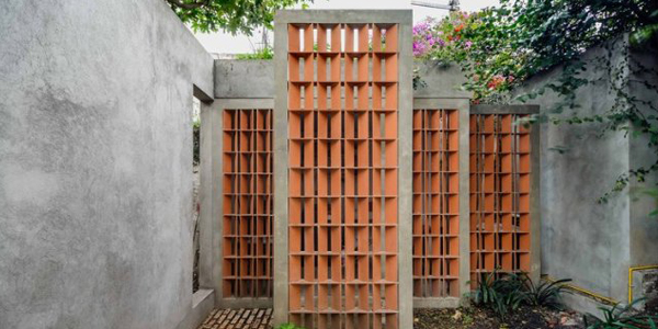 Casa de tijolos interna 5